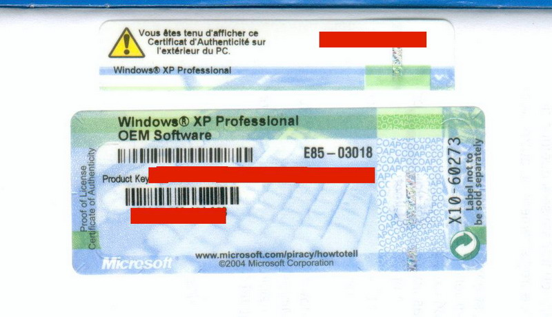 comment avoir une cle d activation windows 7